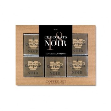 Micro coffee set Noir
