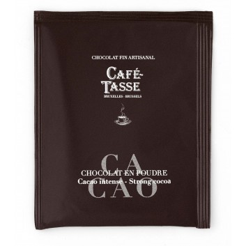 Intense chocolade cacaopoeder