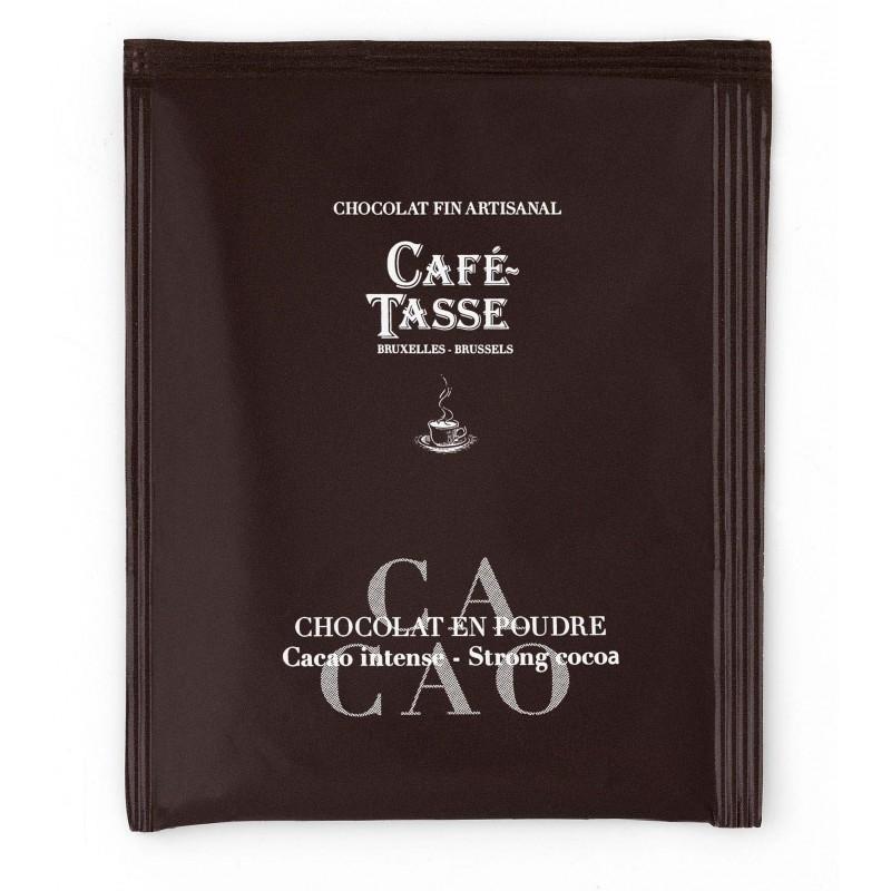 Intense chocolate cocoa powder