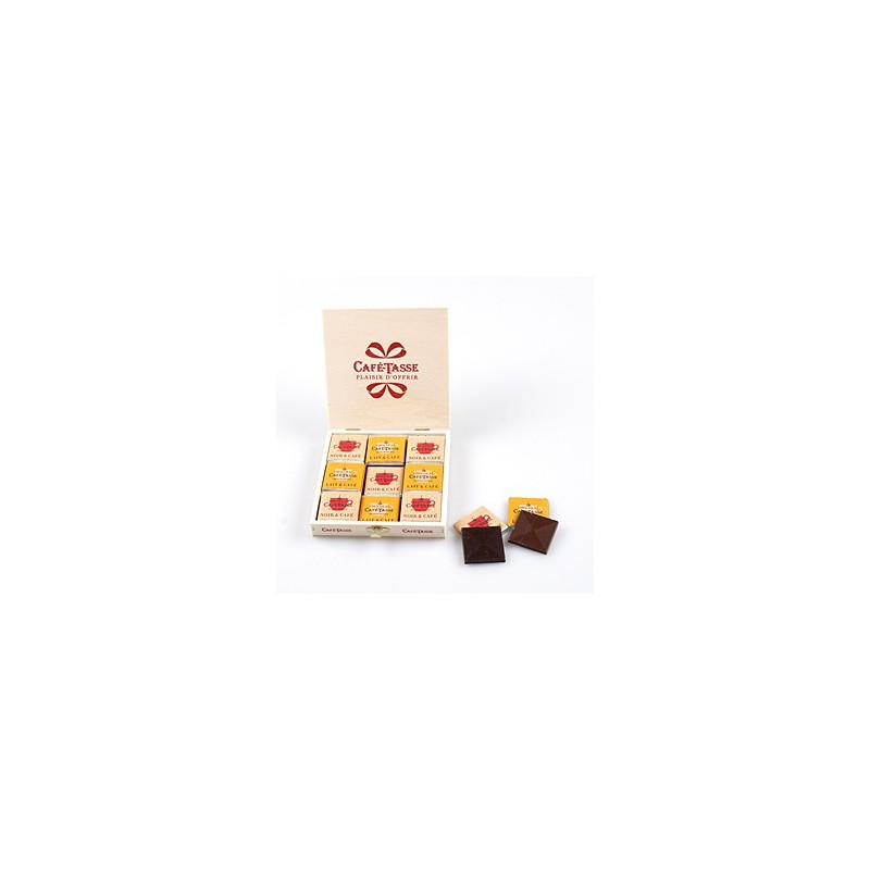 "Coffret ""Coffee Crunch"""