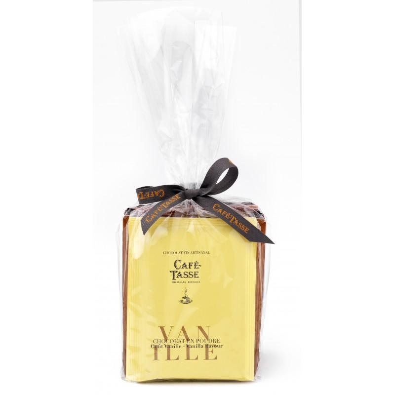 Assortiment cacao aromatisés