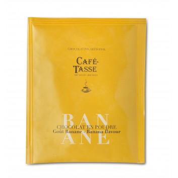 Banana cocoa powder