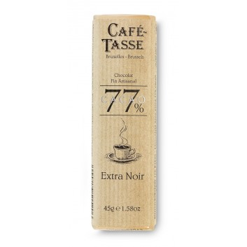 Barre de chocolat Noir 77% de cacao