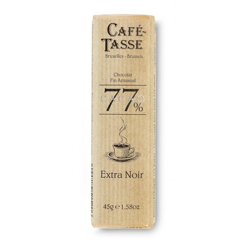 Dark chocolate bar 77% Cocoa