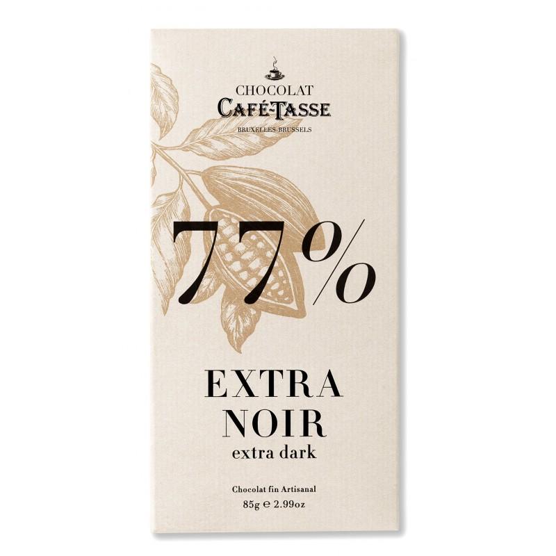 Chocolat Noir 77%