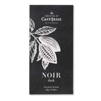 Pure chocolade tablet 60% cacao