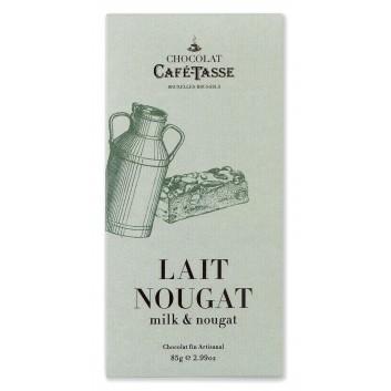 Milk Nougat