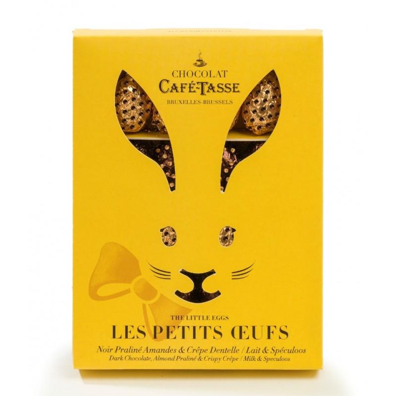 Rabbit box assorted chocolate Eggs