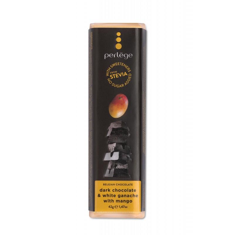 Noir & ganache mangue