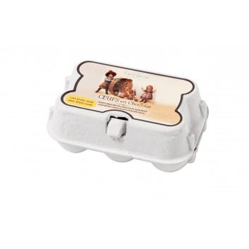 Mini boîte oeufs assortis