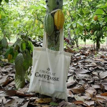 Cotton bag Café - Tasse