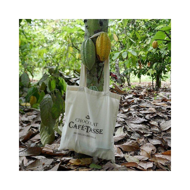 Cotton bag Café Tasse