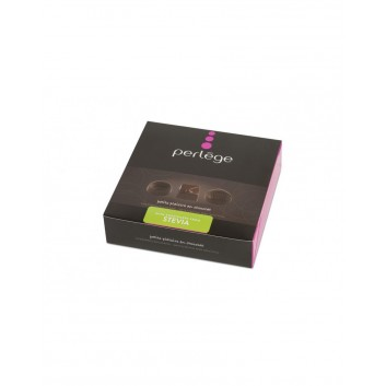 Small box Perlège pralines (Stevia)