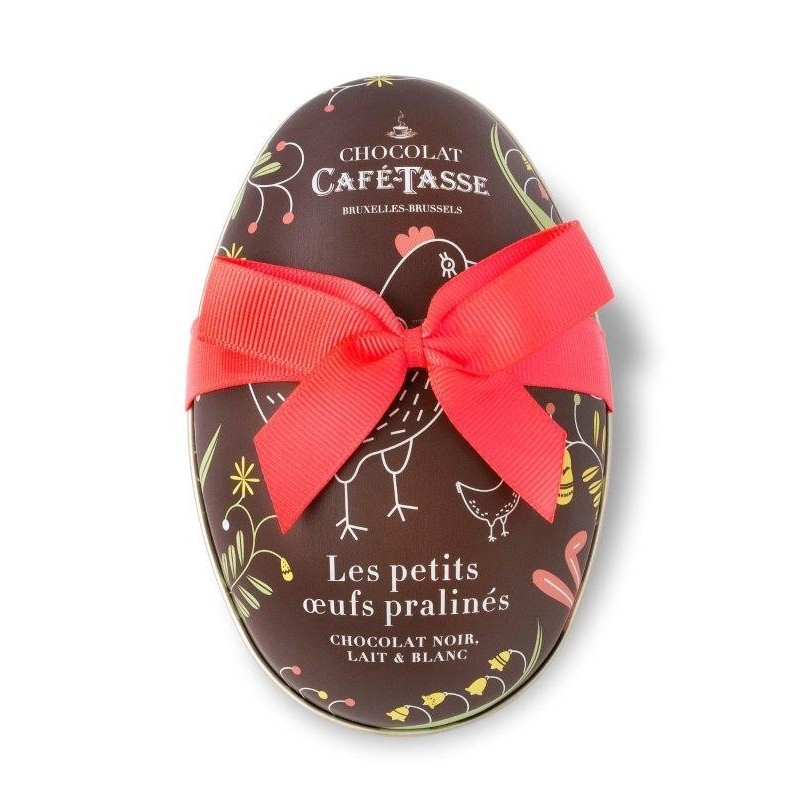 Egg tin