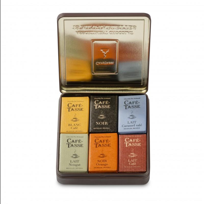 Tin Box with Mini bars