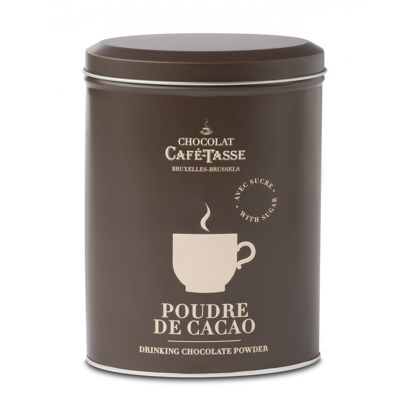 Instant cacaopoeder