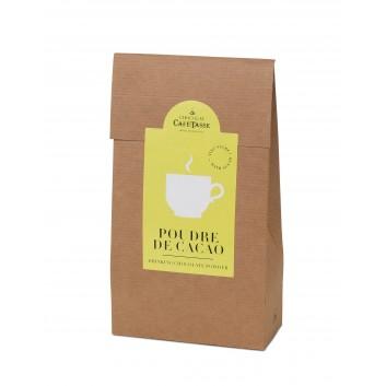Cocoa powder in Kraft bag
