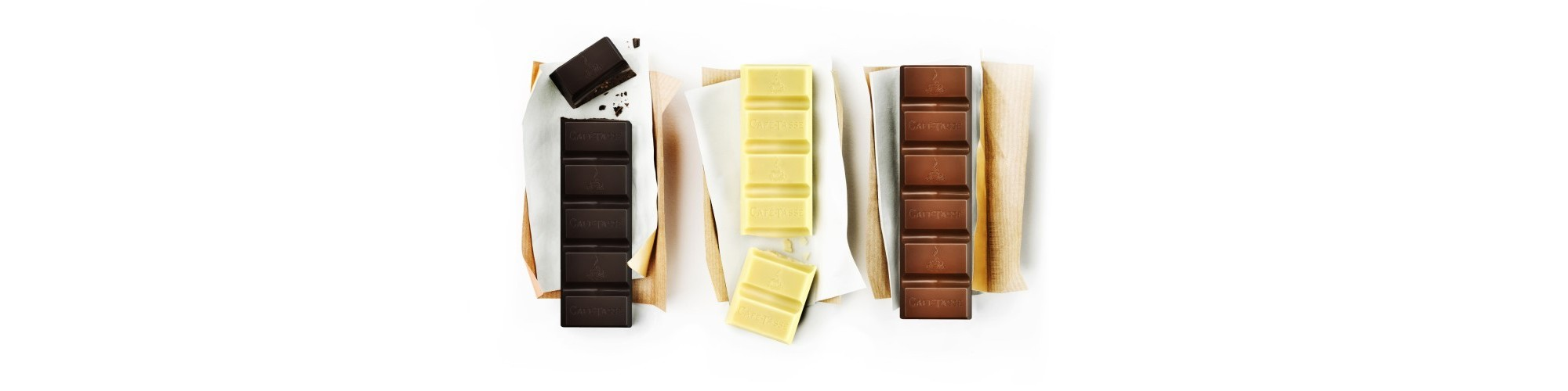 Barres de chocolat (45gr)
