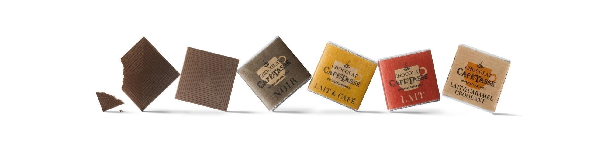 Café - Tasse collectie