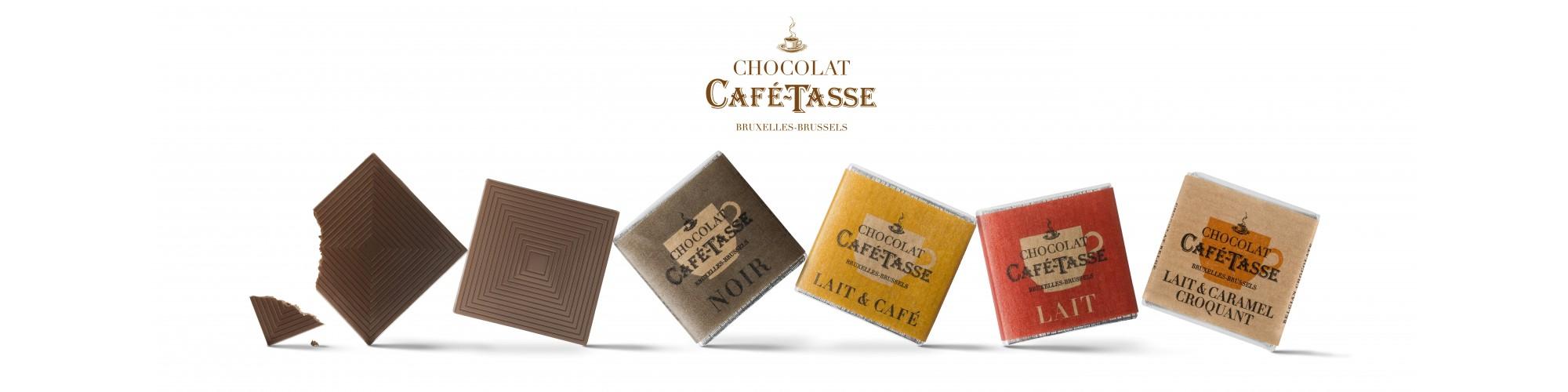 Chocolate squares (5gr)